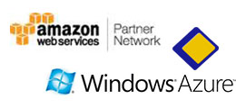 partner with Amazon AWS Azure